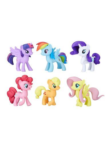 My Little Pony My Little Pony Koleksiyon Seti Renkli